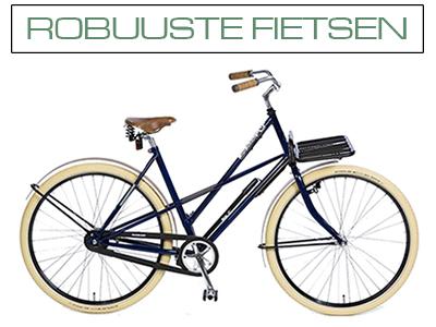 Robuuste fietsen