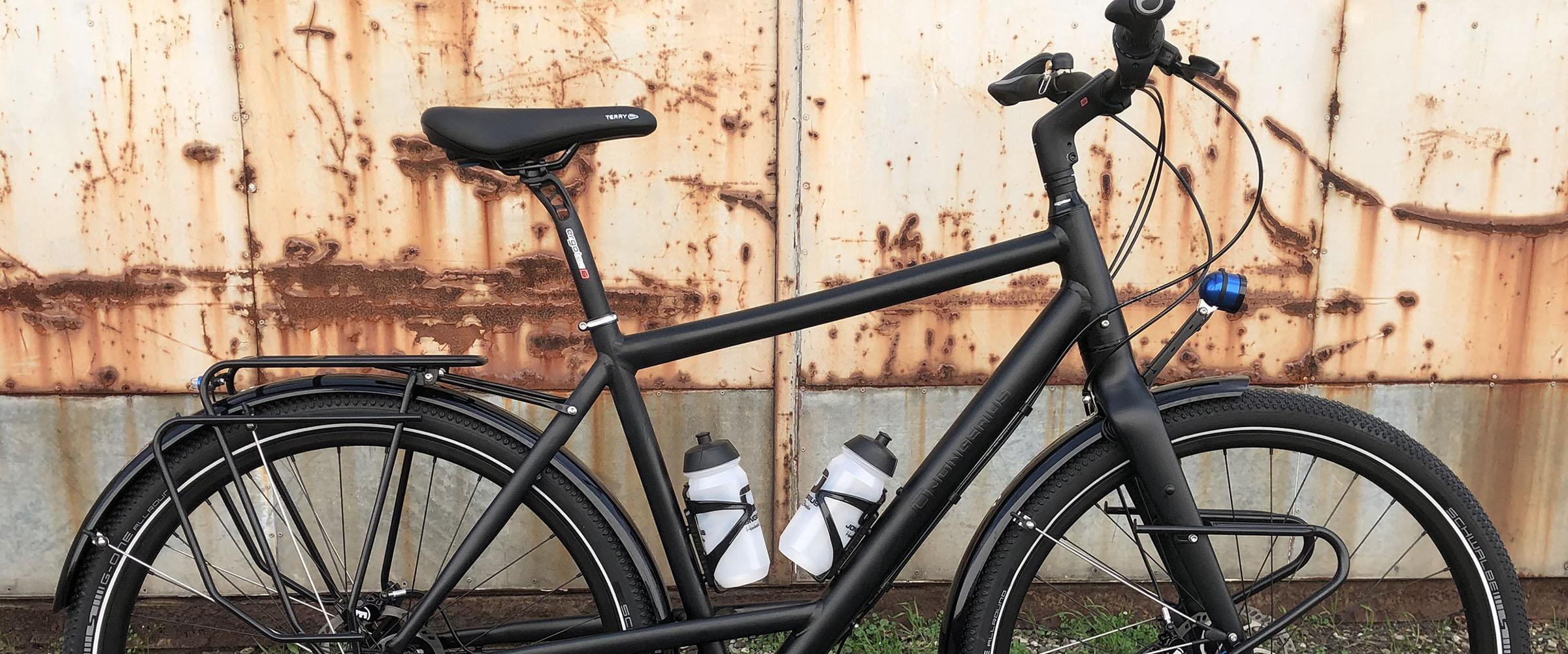 Jongerius Handmade Bicycles