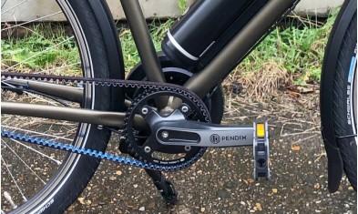 Nieuw: Handmade Pendix E-Bikes