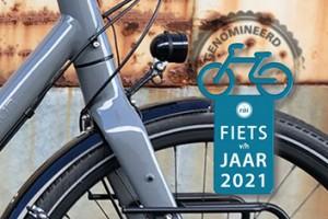 Jongerius Rohloff Premium Finalist Fiets van het Jaar 2021