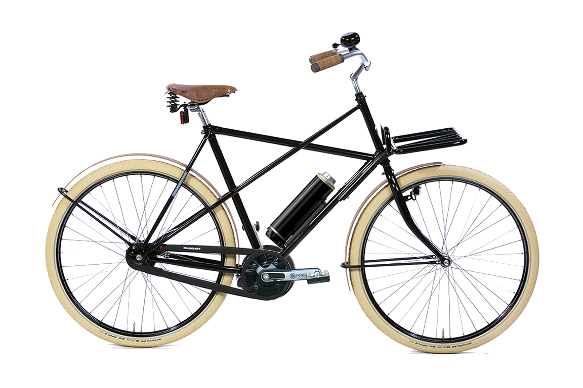Jongerius Hippy Ride Pendix E-bike