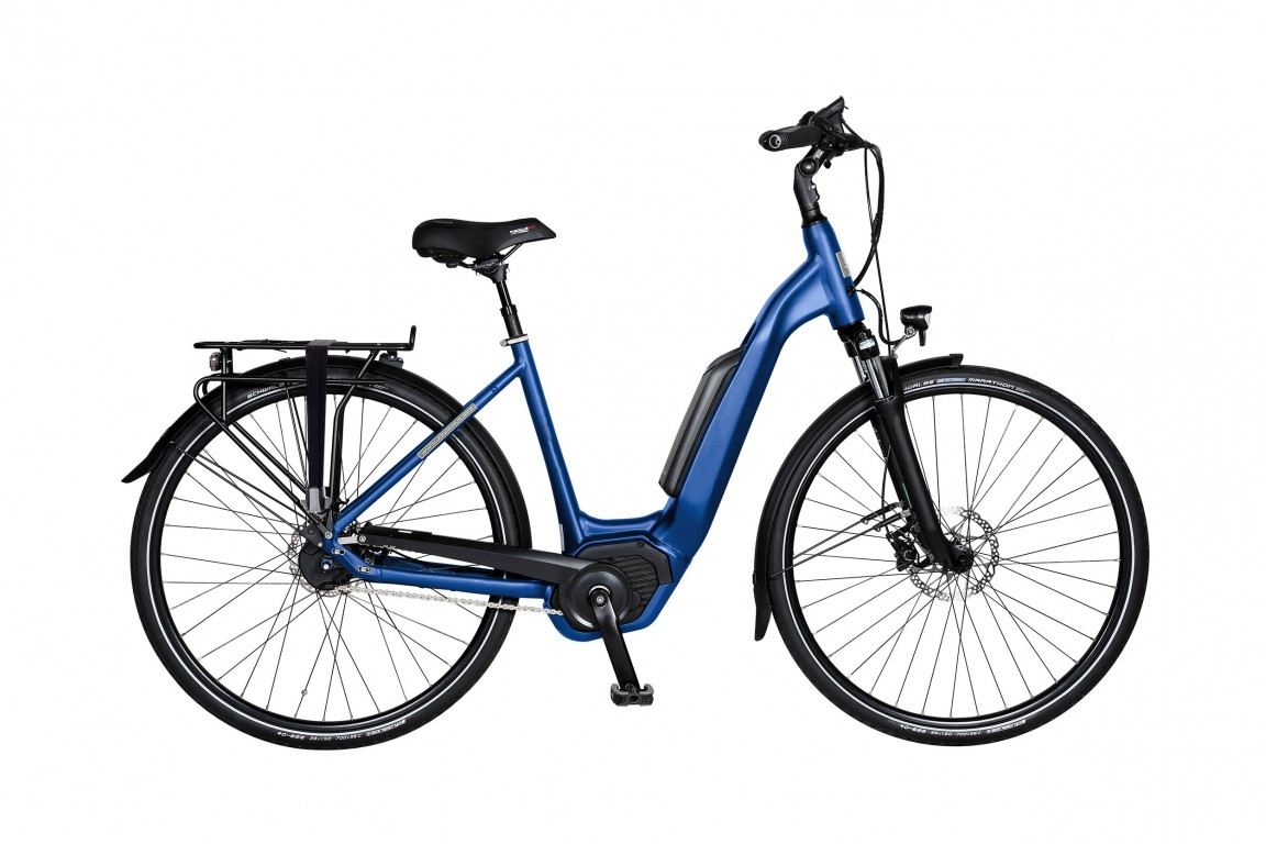 Jongerius Hydro Bosch Lady E-bike Disc 2019