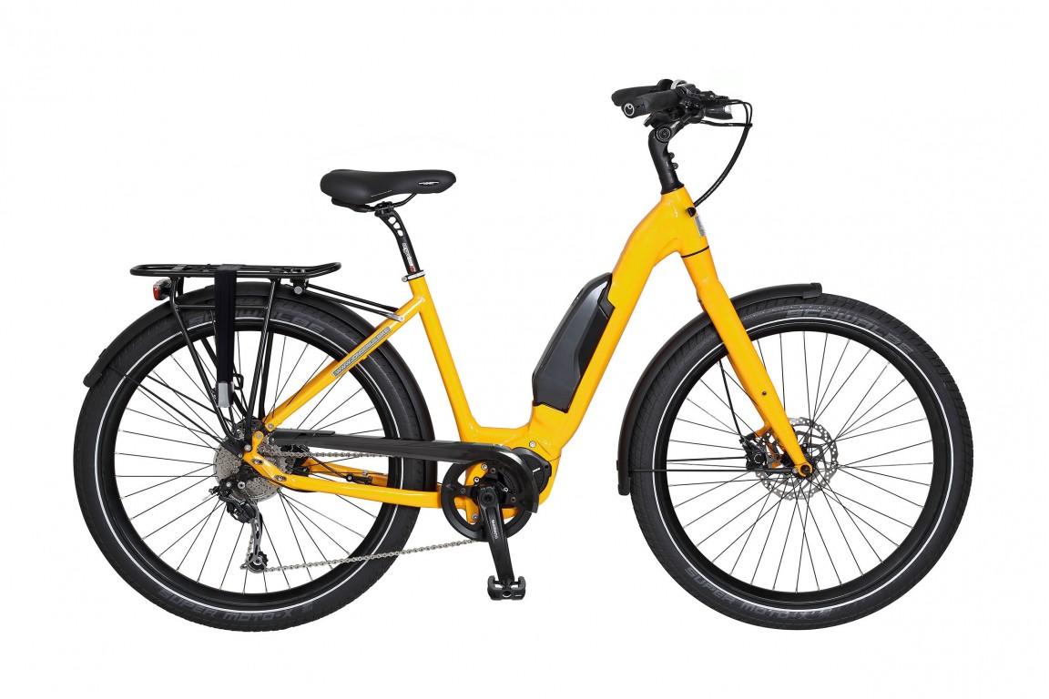 Jongerius Steps E-bike Beltdrive Dames