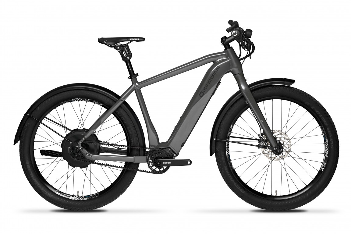 Jongerius Pinion Neodrives Premium E-bike Men