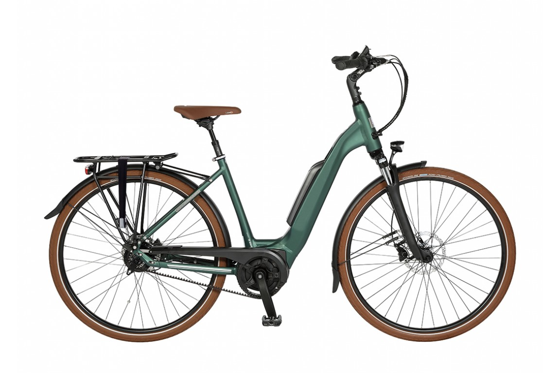 Jongerius Hydro Bosch Lady E-bike Disc