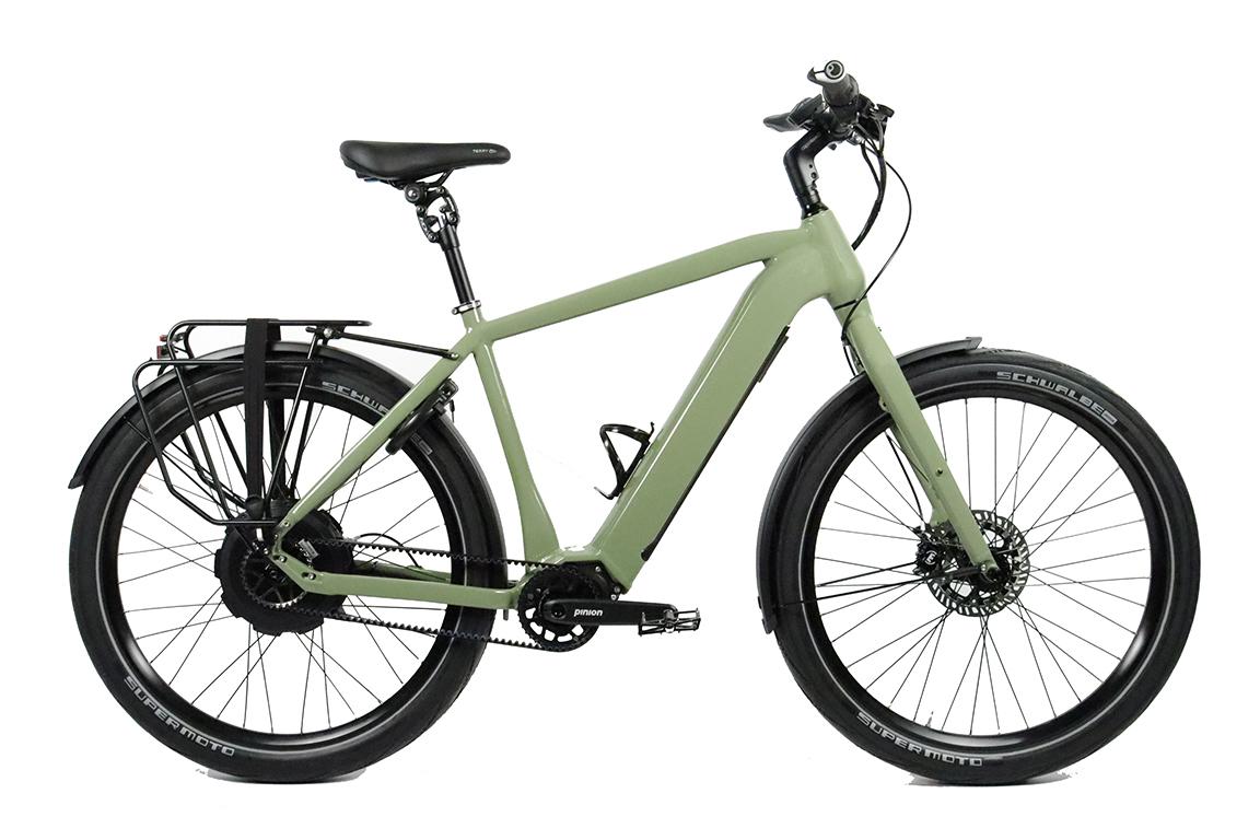 Jongerius Pinion Neodrives Premium E-bike Men