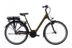 Jongerius Bosch City E-bike Beltdrive 2019