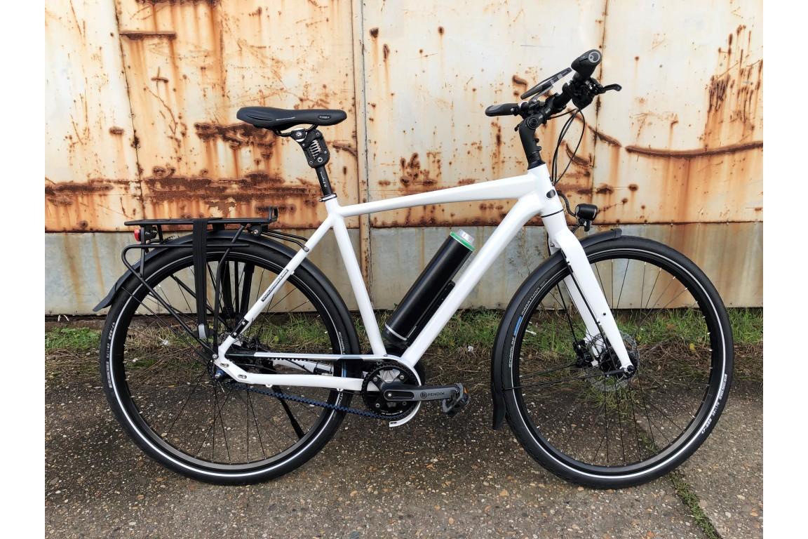 Jongerius Hydro Beltdrive Pendix E-bike Demo
