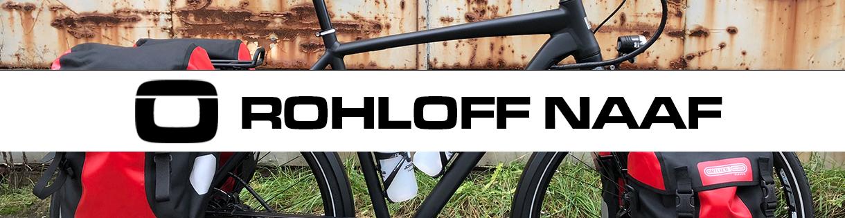 Stel jouw droomfiets met Rohloff naaf zelf samen