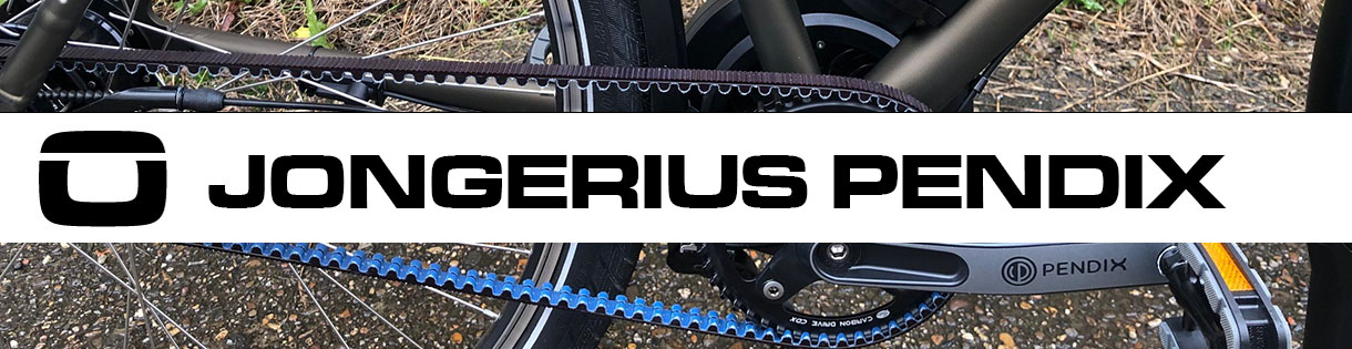 Jongerius Pendix E-bike systeem