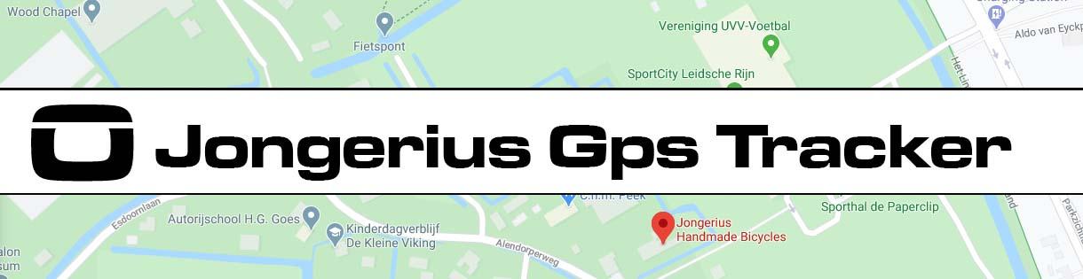 Jongerius GPS tracker voor e-bikes